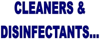 From Oregon, cleaning supplies and janitorial experts. Supply  						includes: Cream Cleansers, Powdered Cleansers, All-Purpose Cleaners, Degreasers, Floor Cleaners, Glass Cleaners,  						Gym Floor Cleaners, Plastic Cleaner, Stainless & Metal Cleaners, Shower & Tile Cleaners, Drain Cleaners,  						Liquid Disinfectants, Dry Portion Control, Sanitizers, and more!